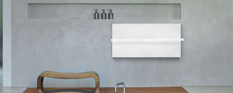Termoarredo il pallino arredo bagno art idraulica for Arredo bagno alba