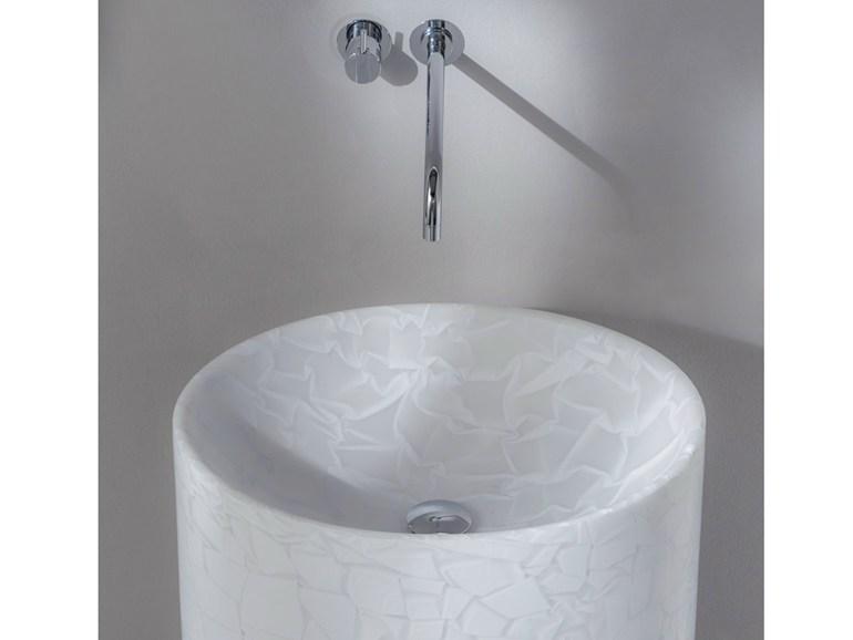 Lavabo vision rapsel il pallino arredo bagno art for Arredo bagno alba