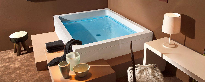 Vasche il pallino arredo bagno art idraulica albese for Arredo bagno alba