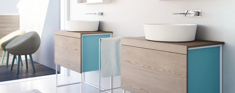 Composizioni il pallino arredo bagno art idraulica for Arredo bagno alba