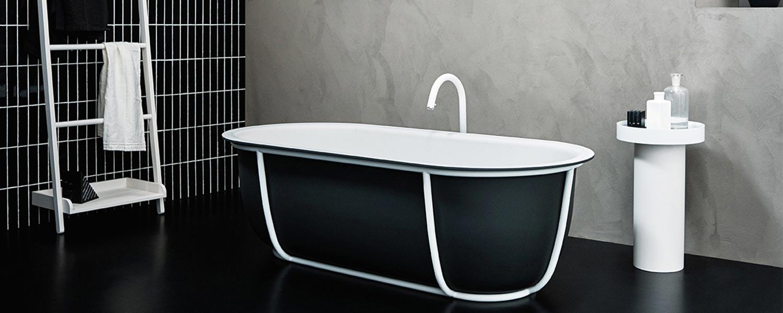 Cuna agape design il pallino il pallino arredo bagno for Arredo bagno alba
